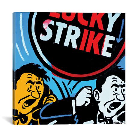 "Strike // JRuggs (18""W x 18""H x 0.75""D)"