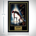 Deadpool 2 // Cast Signed Poster // Custom Frame