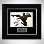 Black Panther // Chadwick Boseman + Stan Lee Signed Photo // Custom Frame