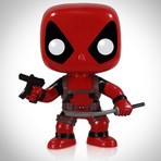 Deadpool Sword Funko Pop // Signed Stan Lee