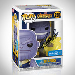 Infinity War Thanos Funko Pop // Exclusive Edition // Stan Lee Signed