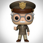 Stan Lee General Funko Pop // Exclusive Edition // Signed Stan Lee
