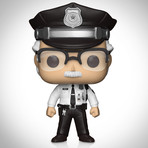 Stan Lee Security Guard Funko Pop// Stan Lee Signed