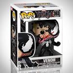 Venomized Eddie Brock // Stan Lee Signed Pop