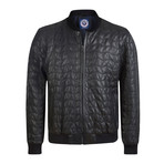 Member Leather Jacket // Black (L)