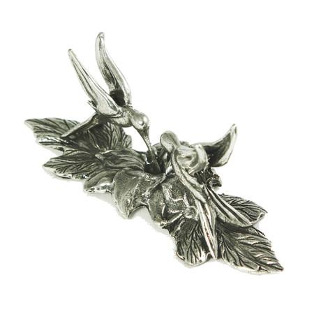 Hummingbird Pen Holder