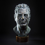 Anthony Bourdain Bust (Classic White)