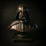 Darth Vader Bust (Glossy Black Finish)