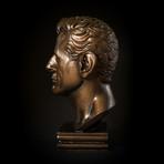 Jeff Goldblum Bust (Classic White)