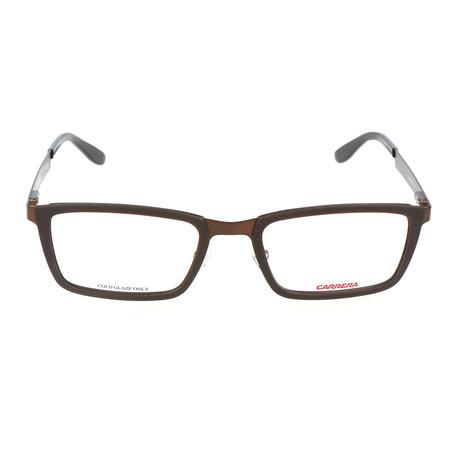 Men's CA5529 99L Frames // Brown Matte