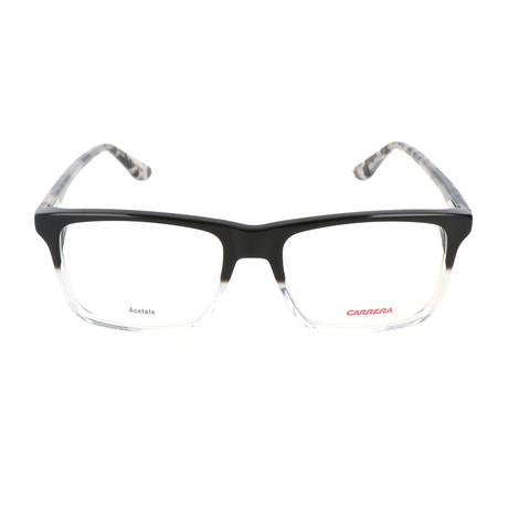 Unisex CA6637-N TKG Frames // Black + Gray Havana