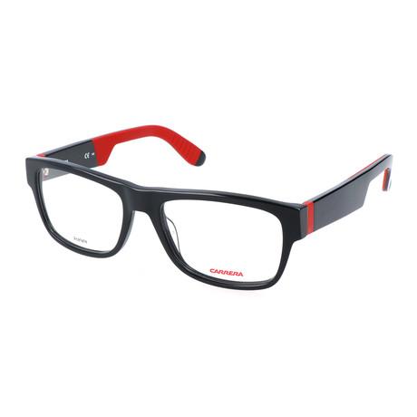 Men's CA4402 29A Optical Frames // Shiny Black