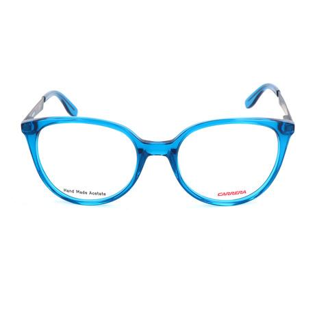 Lorina Frames // Peacock Blue