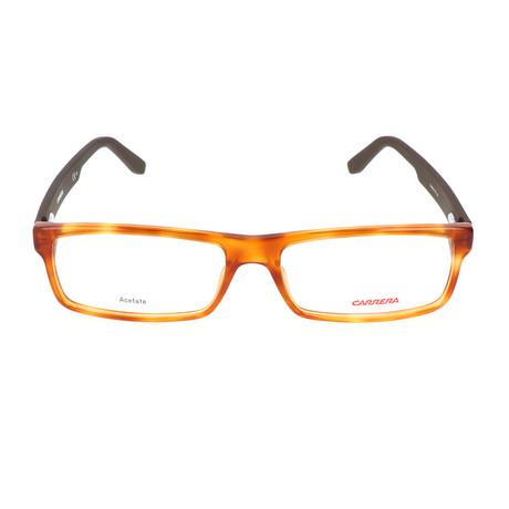 Men's CA6655 TRI V1 Frames // Havana Brown