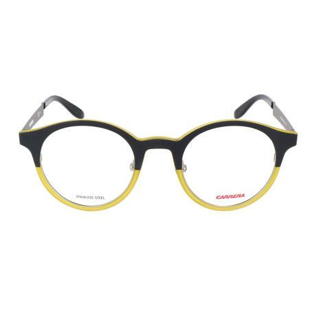 Unisex 5022-V XN5 Frames // Dark Ruthenium Gray Yellow