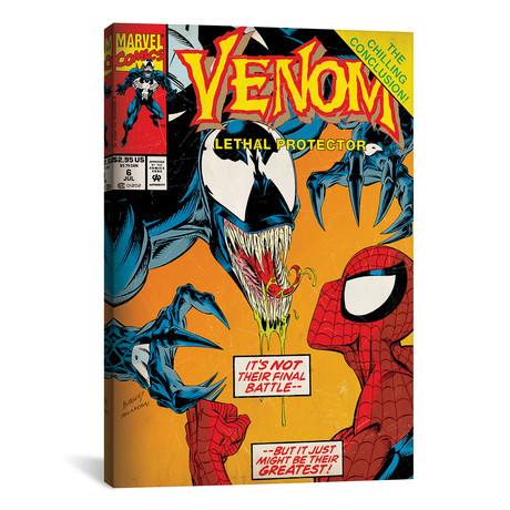 "Venom: Lethal Protector #6 (26""W x 18""H x 0.75""D)"
