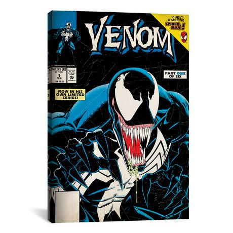 "Venom: Lethal Protector #1 (26""W x 18""H x 0.75""D)"