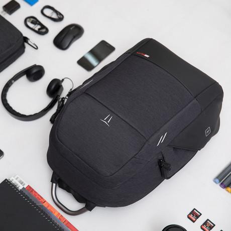 Kuwow + Camera Bag // Carbon Black