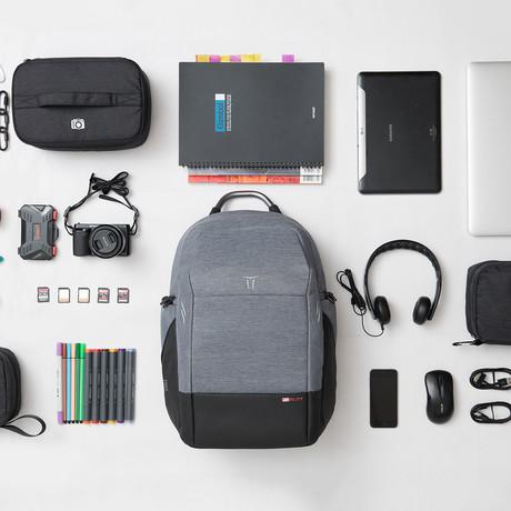 Kuwow + Camera Bag // Light Grey