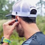 K Sport Headphones + In-Ear Personal Trainer