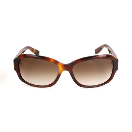 The Sandra // 05L-CC Sunglasses // Havana
