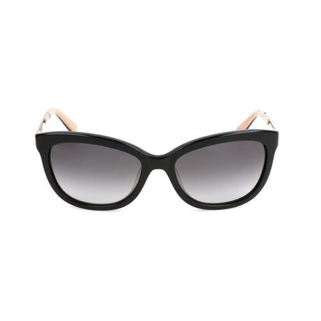 The Stella // MSZ-F8 Sunglasses // Black Nude Palladium