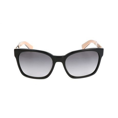 The Morgan // MSZ-F8 Sunglasses // Black Nude Palladium