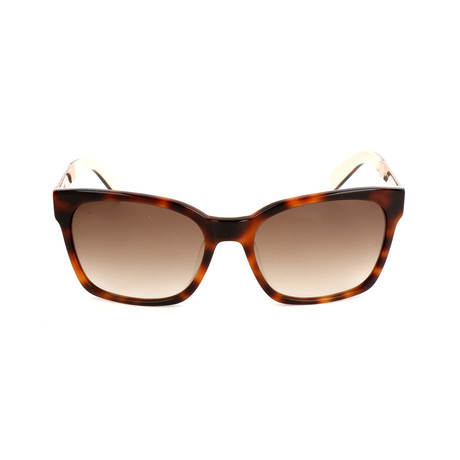 The Morgan // L5Y-CC Sunglasses // Tortoise Cream + Red + Gold
