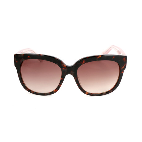 The Taylor // L47-S8 Sunglasses // Tortoise Mauve Crystal