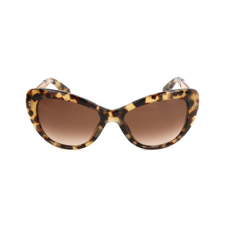 The Anna // LBC Sunglasses // Havana Honey Palladium