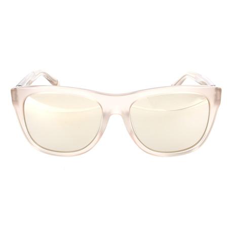 The Jack // I4J-8G Sunglasses // Transparent Dove Gray