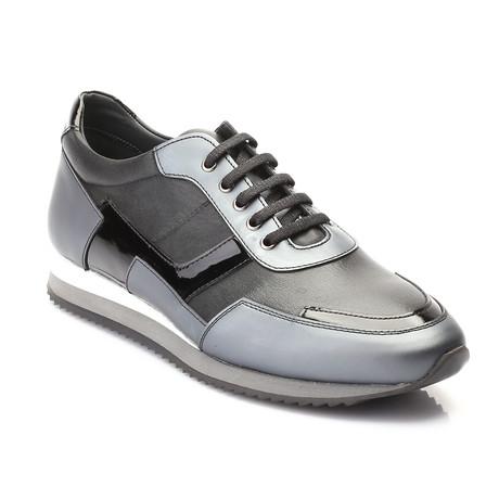 Pablo Sneaker // Black Grey (Euro: 39)