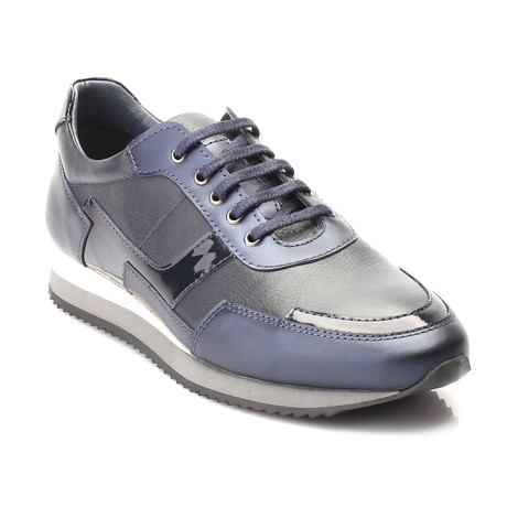 Philiple Sneaker // Dark Blue (Euro: 39)