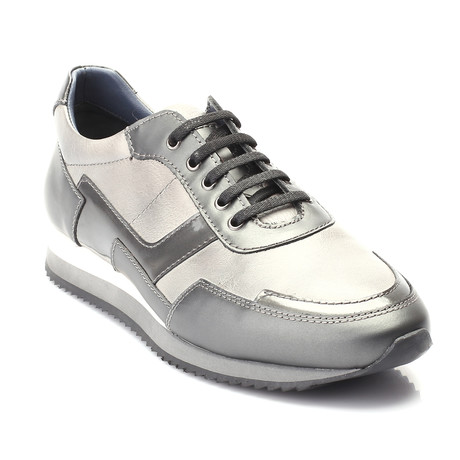Pembroke Sneaker // Grey (Euro: 39)