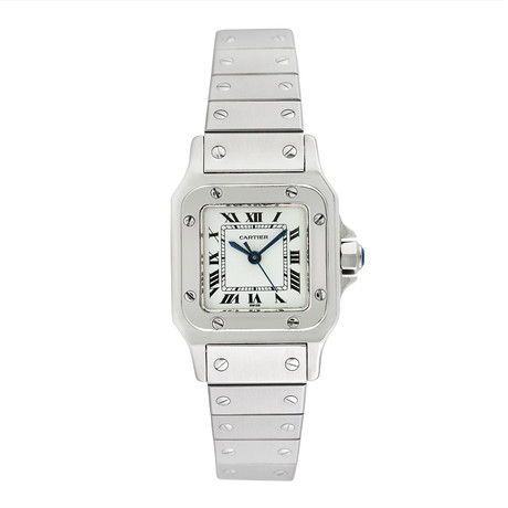 Cartier Galbee Automatic // 1565 // Pre-Owned