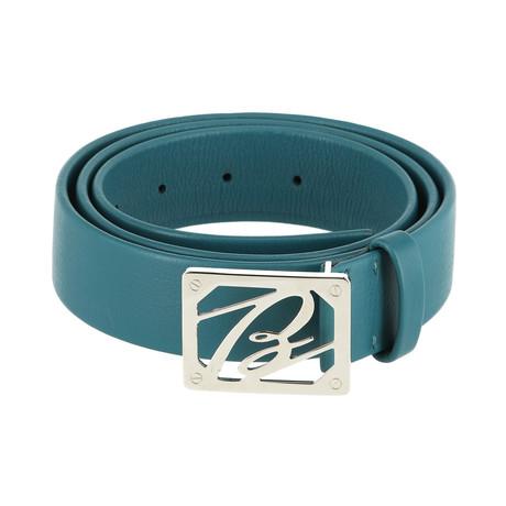 Tubolar Belt // Kingfisher (Euro: 80)