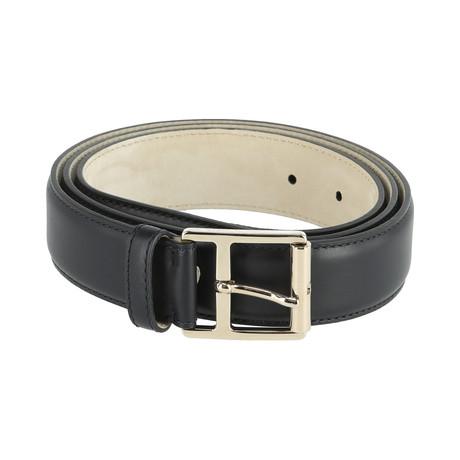 Classic Belt // Ink (Euro: 80)