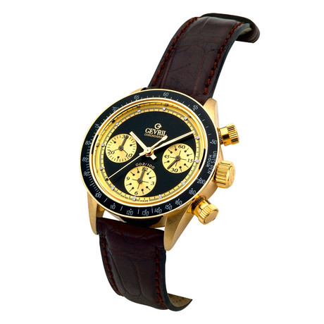 Gevril Tribeca Chronograph Automatic // R006 // R006-2