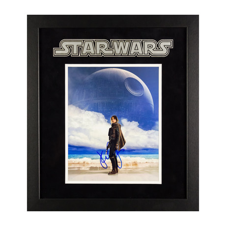 Signed + Framed Artist Series // Rey I