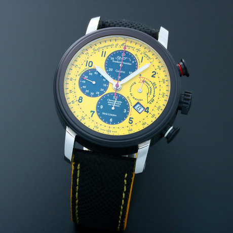 Golay Chronograph Automatic // Pre-Owned