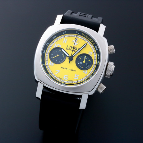 Panerai Ferrari Chronograph Automatic // Pre-Owned