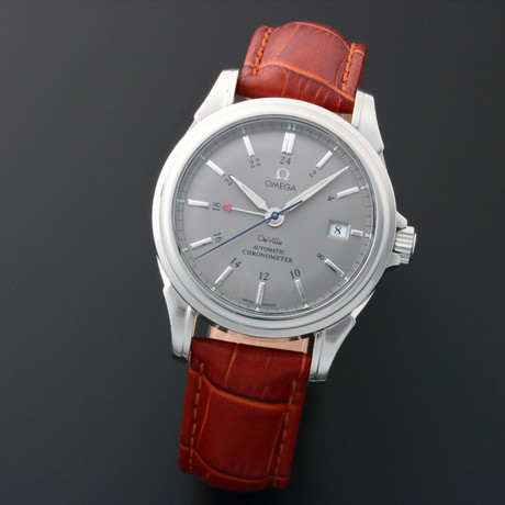 Omega Chronometer GMT Automatic // 78133 // Pre-Owned