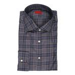 Philip Checkered Dress Shirt // Gray (US: 16.5R)