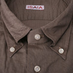 Gigante Dress Shirt // Olive (US: 16.5R)