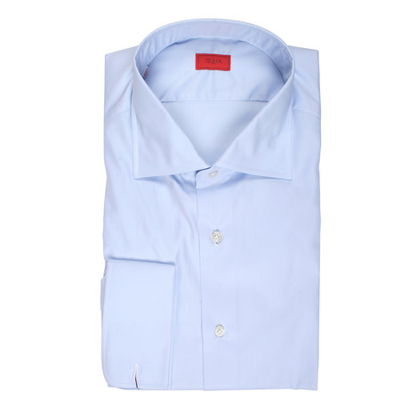 Mangano Dress Shirt // Blue (US: 15R)