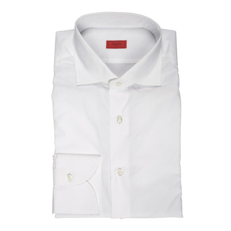 Saverio Dress Shirt // White (US: 15R)