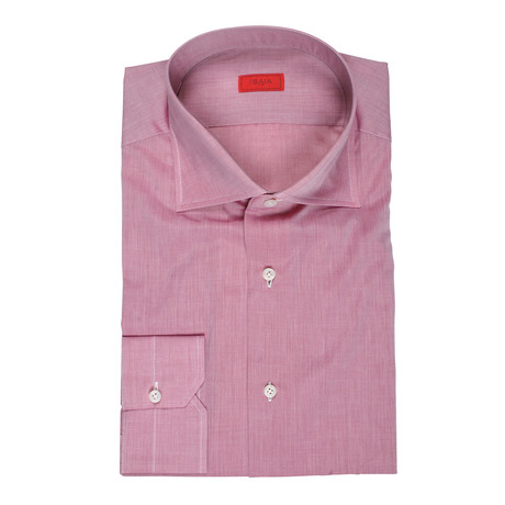 Adonis Dress Shirt // Pink (US: 15R)