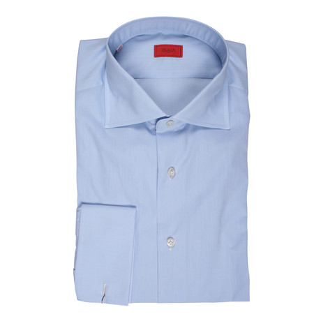 Provenzano Dress Shirt // Blue (US: 15R)