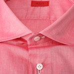 Isaia // Ardito Dress Shirt // Pink (US: 16.5R)