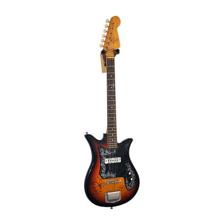 Signed Guitar // Jimi Hendrix
